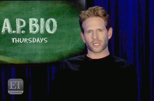 WATCH: Glenn Howerton and Patton Oswalt Talk New Series 'A.P. Bio'