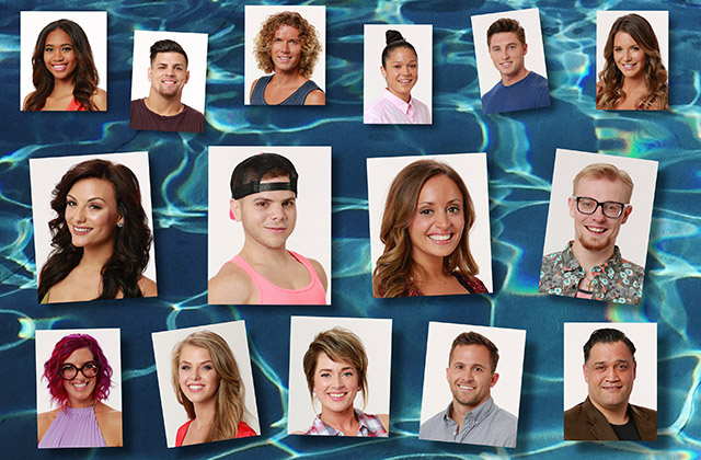 Check out the Cast of Big Brother 20!