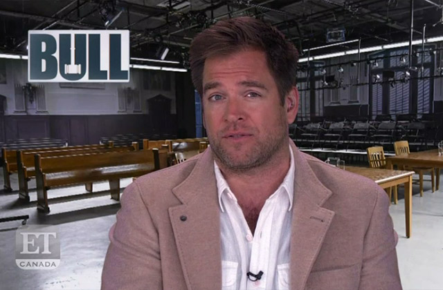 WATCH: Michael Weatherly Talks 'Bull' Season 2