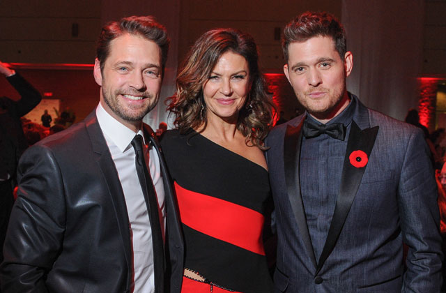 Meet Jason Priestley and other 2016 inductees!