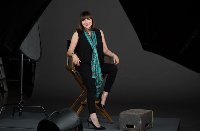 Exclusive interview with TV and fashion icon, inductee Jeanne Beker
