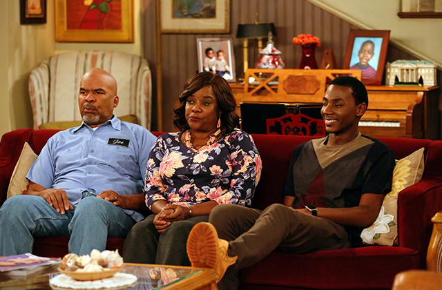 Watch the latest episode of The Carmichael Show