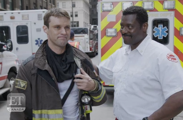 WATCH: Chicago Cast Share a Behind the Scenes Look of the 'One Chicago' Crossover