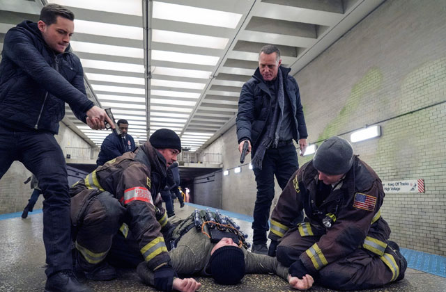 Watch the Chicago Fire/Chicago P.D. Crossover episode
