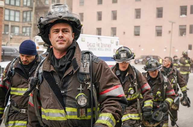 Chicago Fire Staffel 7 Stream