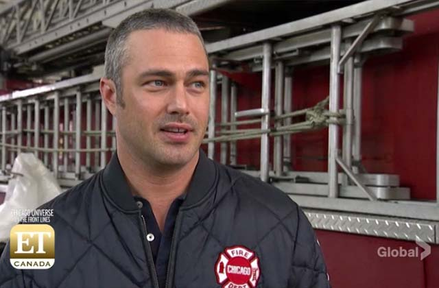 EXCLUSIVE: Behind the Scenes Look With the Cast of Chicago Fire, PD, Med and Justice
