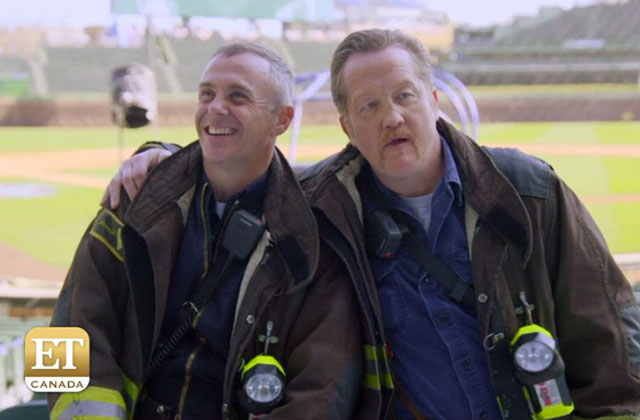 EXCLUSIVE: Cast Dish on the Season 5 Finale of Chicago Fire!