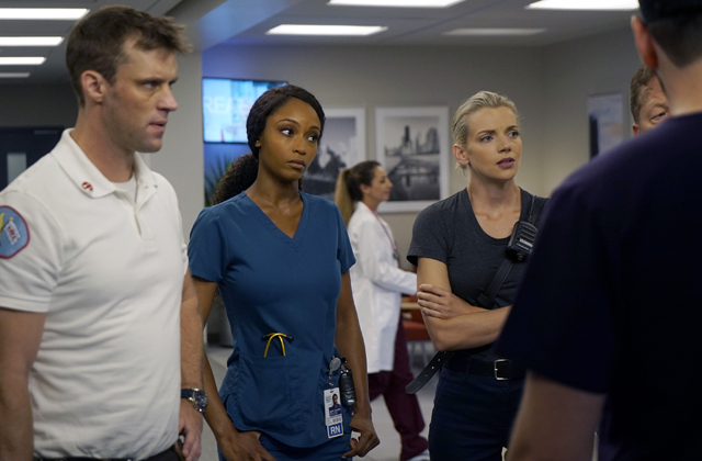 Watch One Chicago Crossover: Chicago Med - Part 2