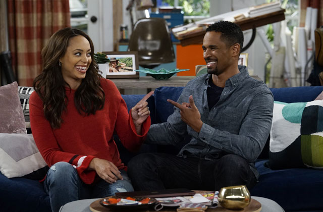Want More Laughs? Check out 'Happy Together' Starring Damon Wayans Jr.