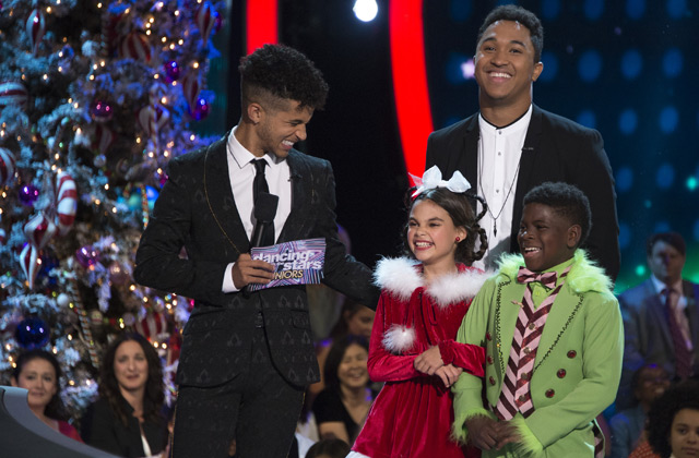 Watch The Dancing With The Stars: Juniors Finale (Holiday Special)!