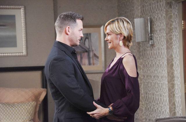 Q&A: Eric Martsolf & Kassie DePaiva Show Why Their Chemistry Is Off The Charts