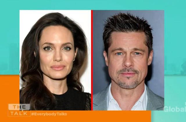 Angelina Jolie & Brad Pitt's Custody Battle Turns Ugly