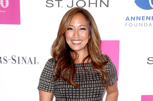 Confirmed: Carrie Ann Inaba To Take Julie Chen's Seat On 'The Talk'