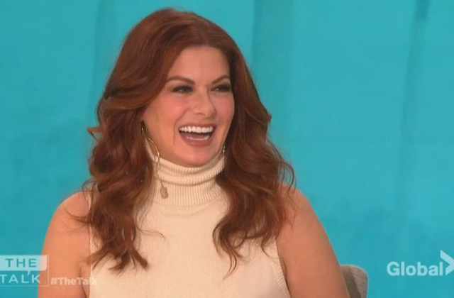 Debra Messing Reveals Which Castmate She Would Choose To Commit A Crime With