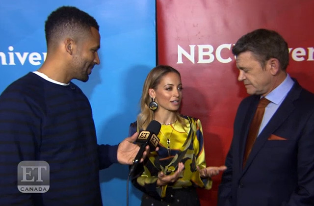 EXCLUSIVE: Nicole Richie Talks Working On 'Great News'
