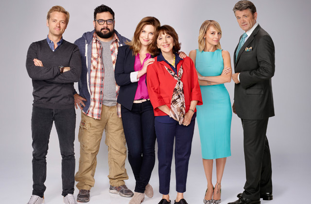 Meet the Cast of 'Great News!'