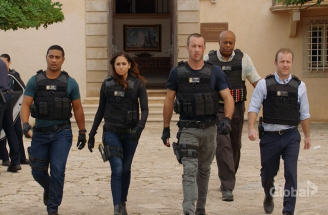 WATCH: 'Hawaii Five-0' Season 9 Set Visit