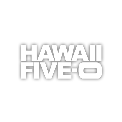 Hawaii Five O Font