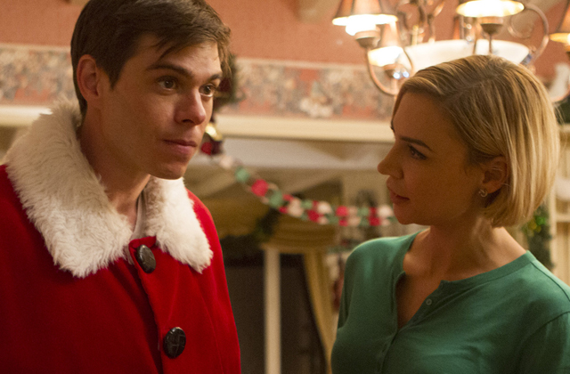 Romance Meets Christmas in  'My Santa' Starring Matthew Lawrence