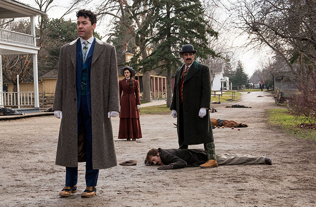 Sign in to Watch Houdini & Doyle Season 1 From the Start