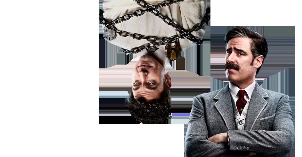 Houdini and Doyle Cast