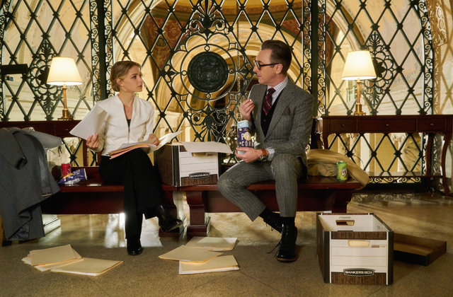 Like This Show? Check out Global's New Hit Series 'Instinct'!