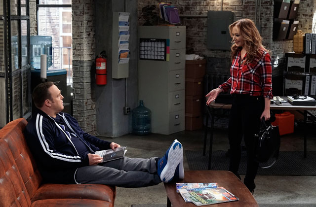 Watch the Kevin Can Wait Season Finale!