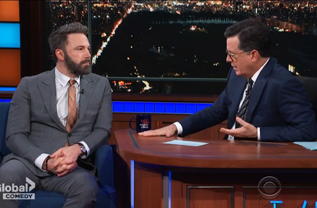 Ben Affleck On Justice League, Weinstein, And Sexual Assault Allegations