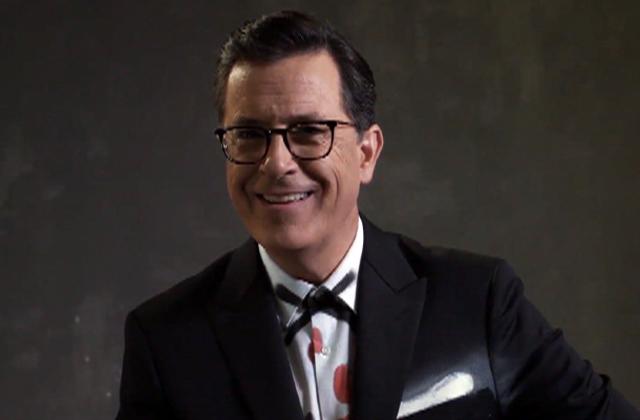 Stephen Colbert Is GQ's