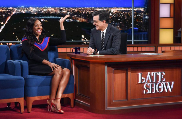 Tiffany Haddish On Her SNL Emmy Win, Her Imaginary Friends & Why Batteries Are A Girl's Best Friend