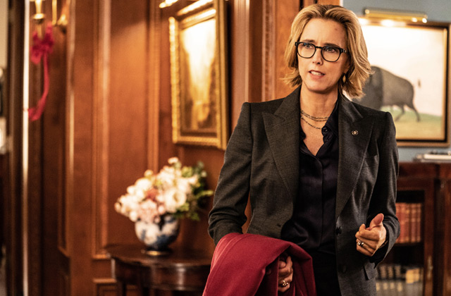 Watch Madam Secretary Season 5, Episode 9