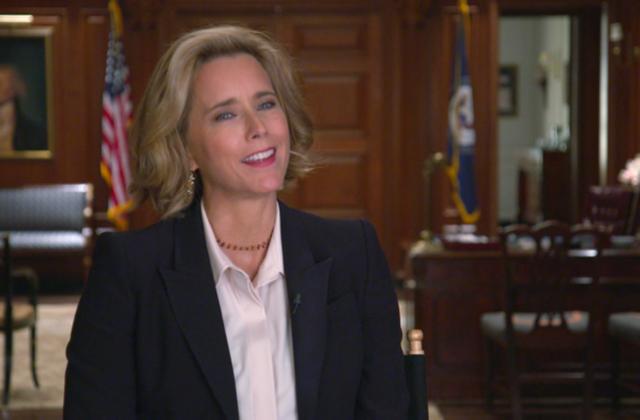 WATCH: Tea Leoni Talks 'Madam Secretary' Season 5