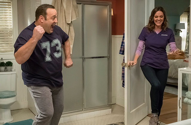 Want More Comedy? Check out Kevin James in 'Kevin Can Wait'!