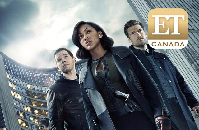 Inside the stunning sci-fi reboot: ET Canada