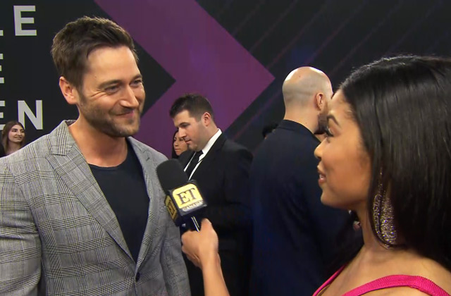 Watch: Ryan Eggold Admits To Being Terrified Of Blood & More At The People's Choice Awards
