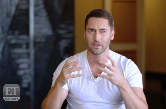 Ryan Eggold Explains What Makes 'New Amsterdam' Special