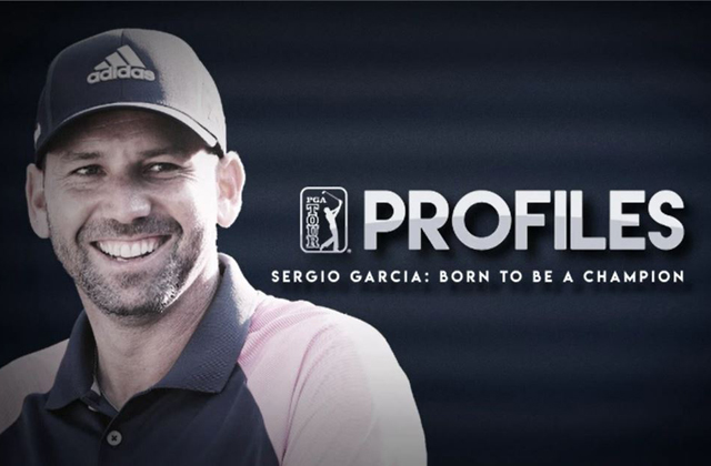 Sergio Garcia is 'Born To Be A Champion'