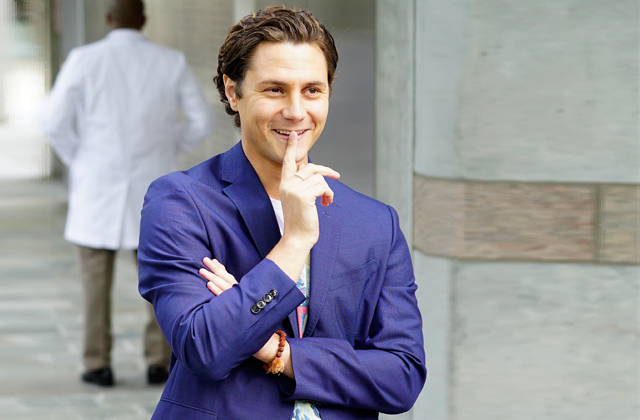 EXCLUSIVE: Augustus Prew Dishes On Being A 'Pure Genius'