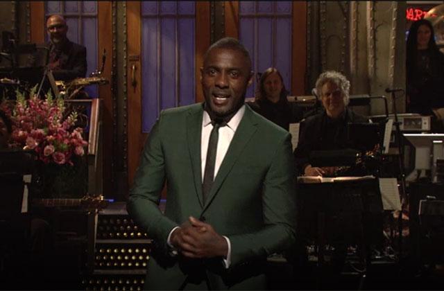 SNL Highlights: Idris Elba Roasts Himself