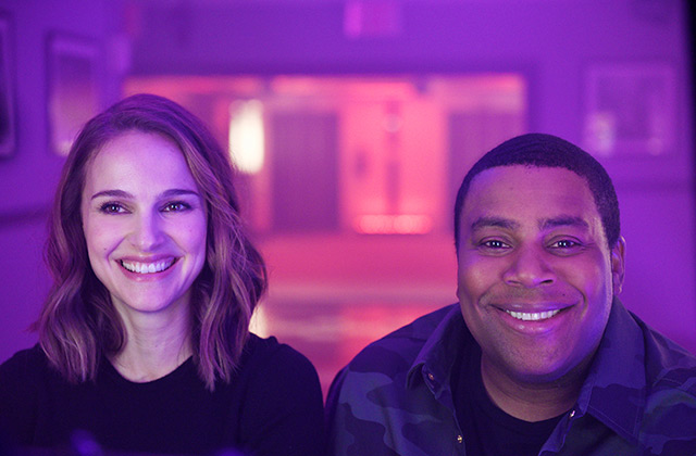 WATCH: SNL Host Natalie Portman Slows Things Down in Dramatic New Promo