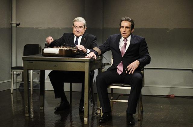 SNL Recap & Highlights: Robert De Niro and Ben Stiller Reunite for Mueller v. Cohen