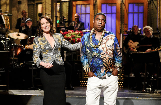 SNL Recap & Highlights: Host Tina Fey Takes Questions From Cameo-Heavy SNL Audience