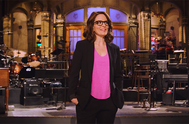 WATCH: Tina Fey Gets Hilariously Animated in SNL Promo — Literally