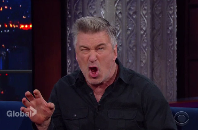 WATCH: Alec Baldwin 'Trumps' The Late Show With Stephen Colbert