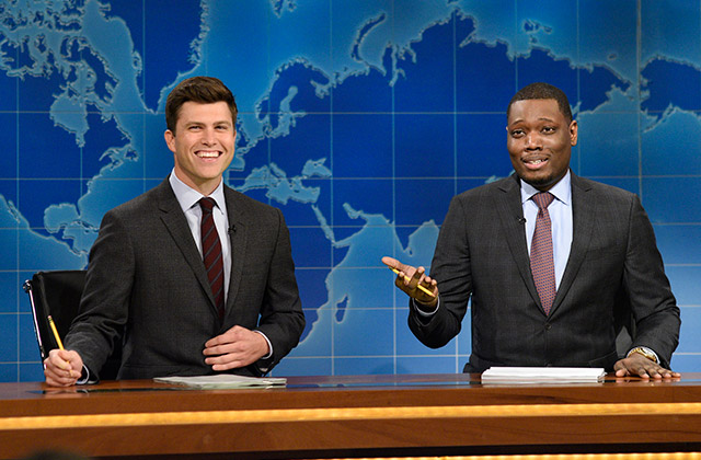Watch Hilarious Sketches From SNL Weekend Update: Summer Edition