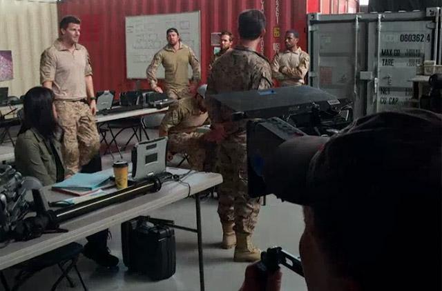 Watch an Exclusive Behind the Scenes Look of SEAL Team