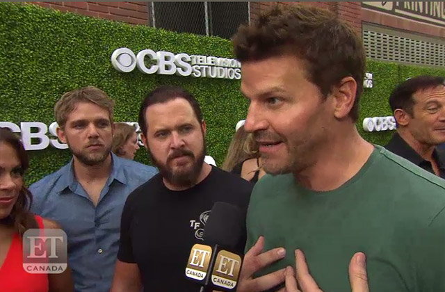 WATCH: David Boreanaz Gives the Inside Scoop on His New Series 'SEAL Team'