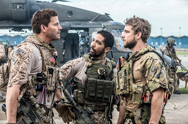 Watch the SEAL Team Trailer Now