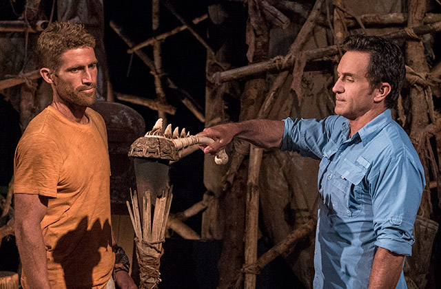 GLOBAL EXCLUSIVE: Survivor's Brendan Shapiro Says Fate was Revealed by Emotional Kellyn in Exit Interview