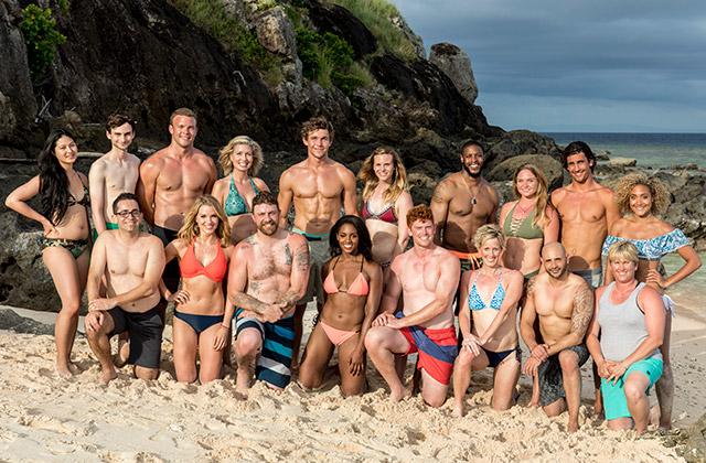 Survivor Season 35 Cast Bios & Pics